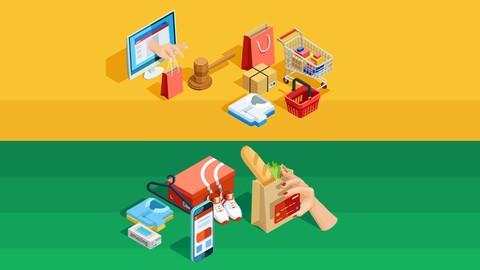 Création d'un projet e-commerce simple