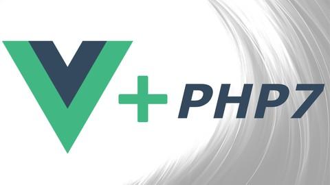 Desarrollo Web con Vue js 2, PHP 7 y MariaDB