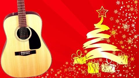 Christmas Songs - Learn Easy Christmas Songs on the Guitar