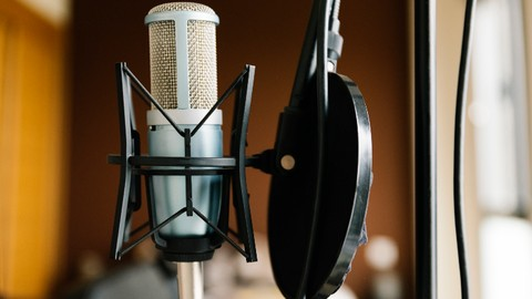 The Audiobook Production and Narration Course