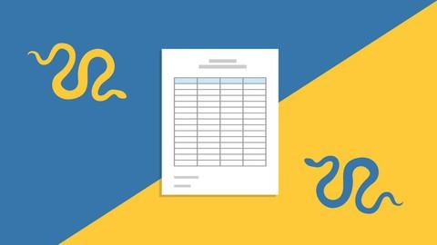 Python Automation Course : Automate Mundane tasks in Python