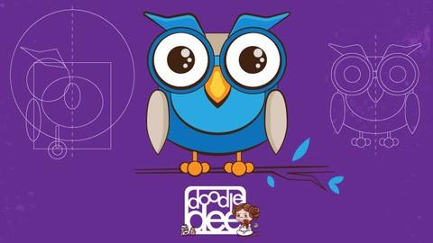 Create Easy Simple Shaped Cartoons in Adobe Illustrator
