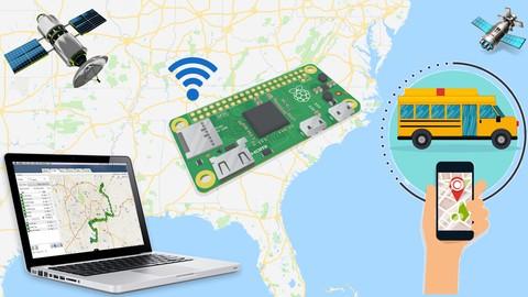 Build your own GPS tracking system-Raspberry Pi Zero W 2021