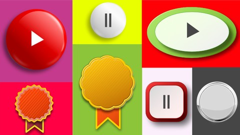 Design Beautiful Buttons on Affinity Designer