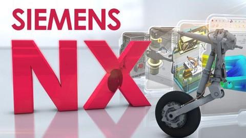 Siemens NX 10:  Temel Eğitim Seti (Unigraphics)