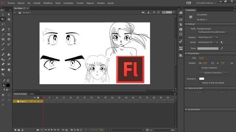 Curso de Dibujo de Anime Vol. 1 Creación de Personajes