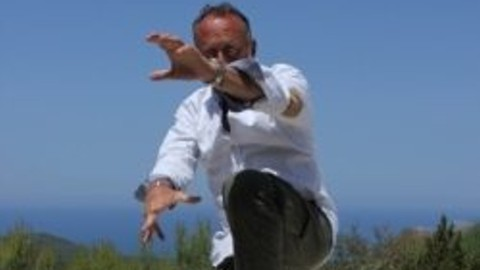 Barefoot Doctor's Tai Chi moves training