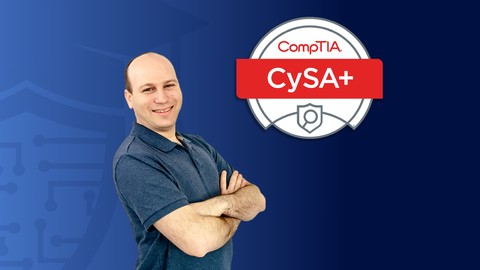 CompTIA CySA+ (CS0-002) Complete Course & Practice Exam