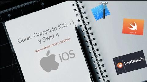Curso iOS y 11 Swift 4: Aprende a hacer un Bloc de Notas