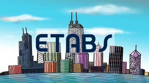 ETABS Advanced Course Modeling&Design of19 stories Buildings