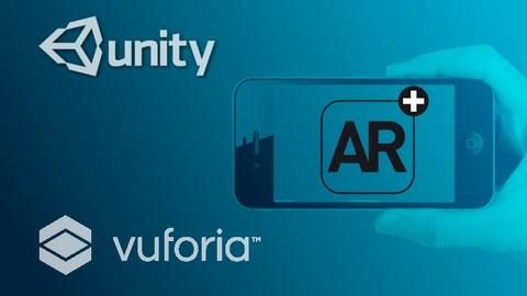 Créez 4 Apps et Jeux en Réalité Augmentée-Vuforia-Unity