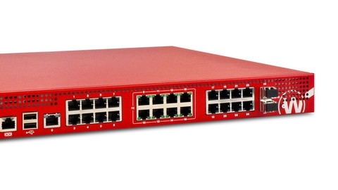 Curso Basico de Firewalls Watchguard