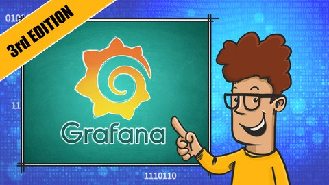 Grafana and Graphite from Beginner to Advanced (3rd Edition)