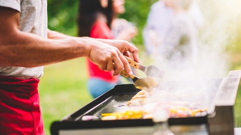 Complete Camping & Outdoor Cooking Class