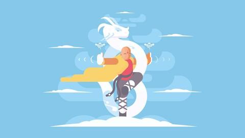Kung Fu Shaolin Student Level 2 - Part 1