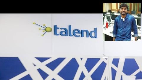 Talend Data Integration course Basics ,Advanced & ADMIN