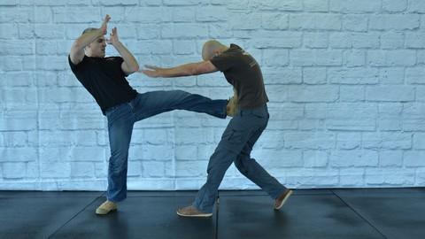 Krav Maga Self Defense:  Intro. & Core Combatives by D. Kahn