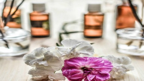 Fully Accredited Professional Aromatherapy Diploma Course