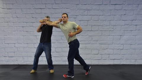 Krav Maga:  Defending Against Straight Punch Attacks