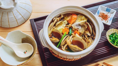 """The Complete Japanese stew """"Nabe"""" Recipes"""