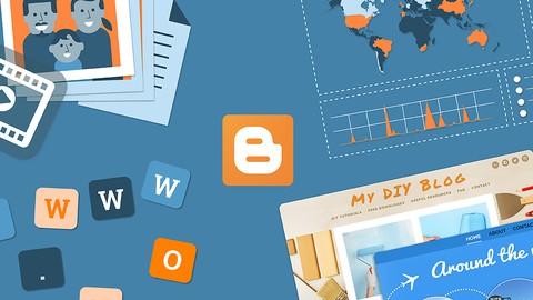 Curso Online de Web Design com Blogger do Google