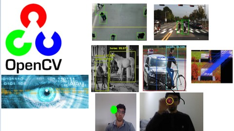 Learn Computer Vision with OpenCV and Python