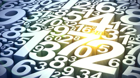 Learn numbers and associate with others