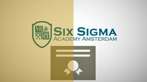 Dual Six Sigma White/Yellow Belt Training and Certification