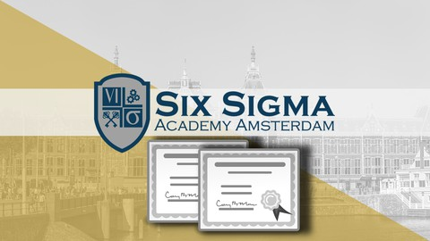 Lean Six Sigma White/Yellow Belt Training and Certification