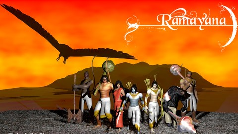 Unraveling the mysteries of Ramayana .
