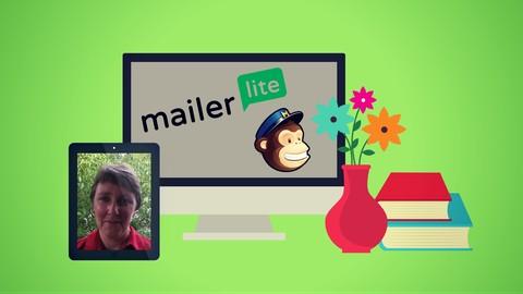 Mailchimp & Mailerlite for authors