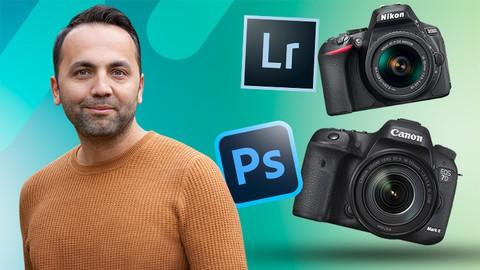 A'dan Z'ye Profesyonel Fotoğrafçılık Eğitimi