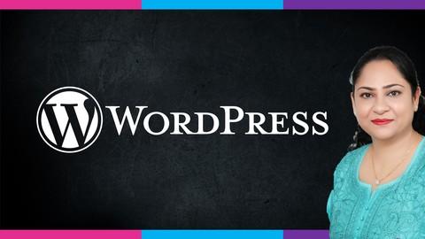 A Complete WordPress Website Development Course