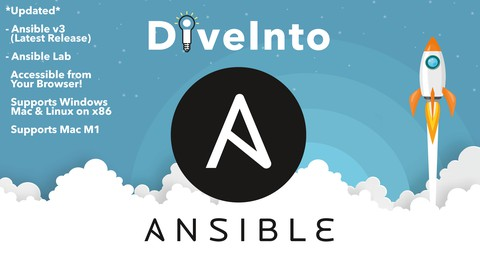Dive Into Ansible - From Beginner to Expert in Ansible