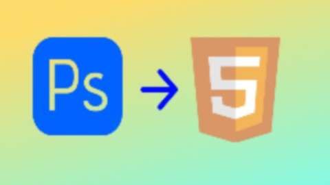 psd to html and css conversion course