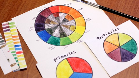 Watercolor Mixing for Beginners