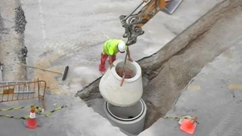 3.- Como se realiza una obra de edificación: Saneamiento