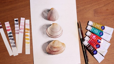Inspired Watercolor for Beginners