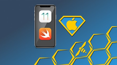 iOS 11 et Swift 4, de zéro à héros: Le cours complet
