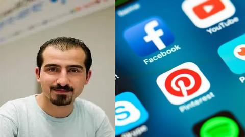 Laravel 2021 socialite: multi-social media login integration