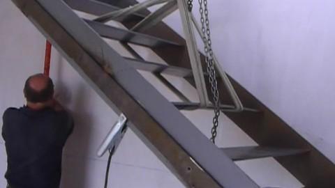 14.- Como se realiza una obra de edificación: Metalistería
