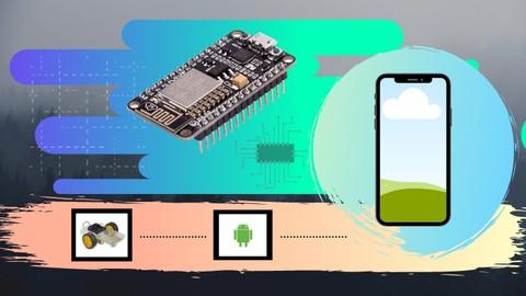 Curso de Robótica com Android e ESP8266