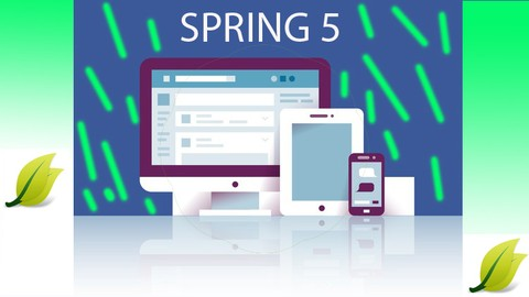 Spring 5,Programación Reactiva  Flux, MVC Thymeleaf Reactivo