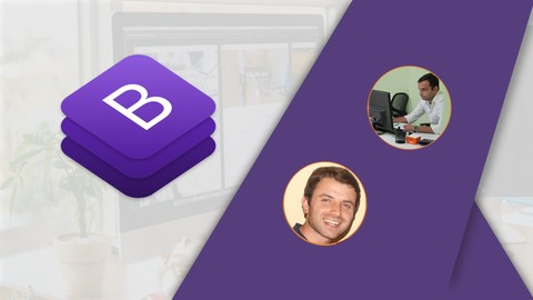 Bootstrap - Create 4 Real World Projects