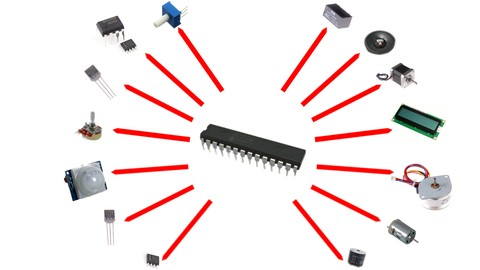 PIC Microcontroller Expanding Output Pins