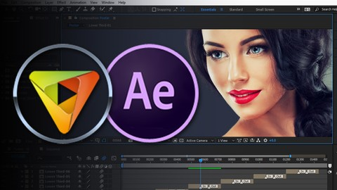 After Effects CC: Create Cool Lower Thirds & Motion Graphics
