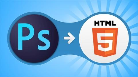 PSD TO HTML & Bootstrap 4 ile web sitesi yapımı