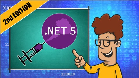 Dependency Injection in .NET Core & .NET 5 (Second Edition)