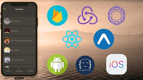 React Native Foundation With Firebase & Redux(Updated Hooks)