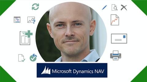 Dynamics NAV - Basic operations for beginners.